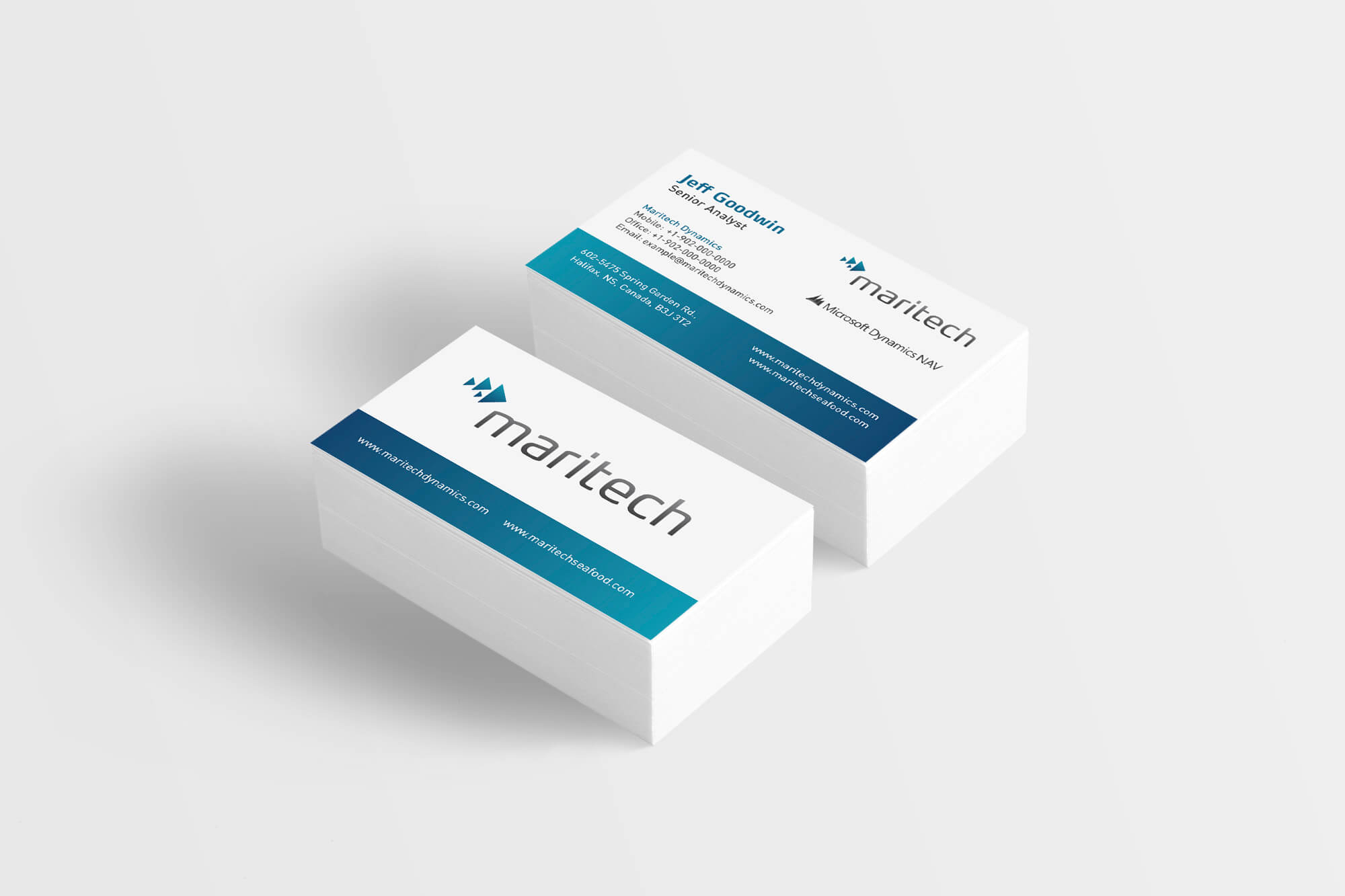 Business Card Design by Pivot