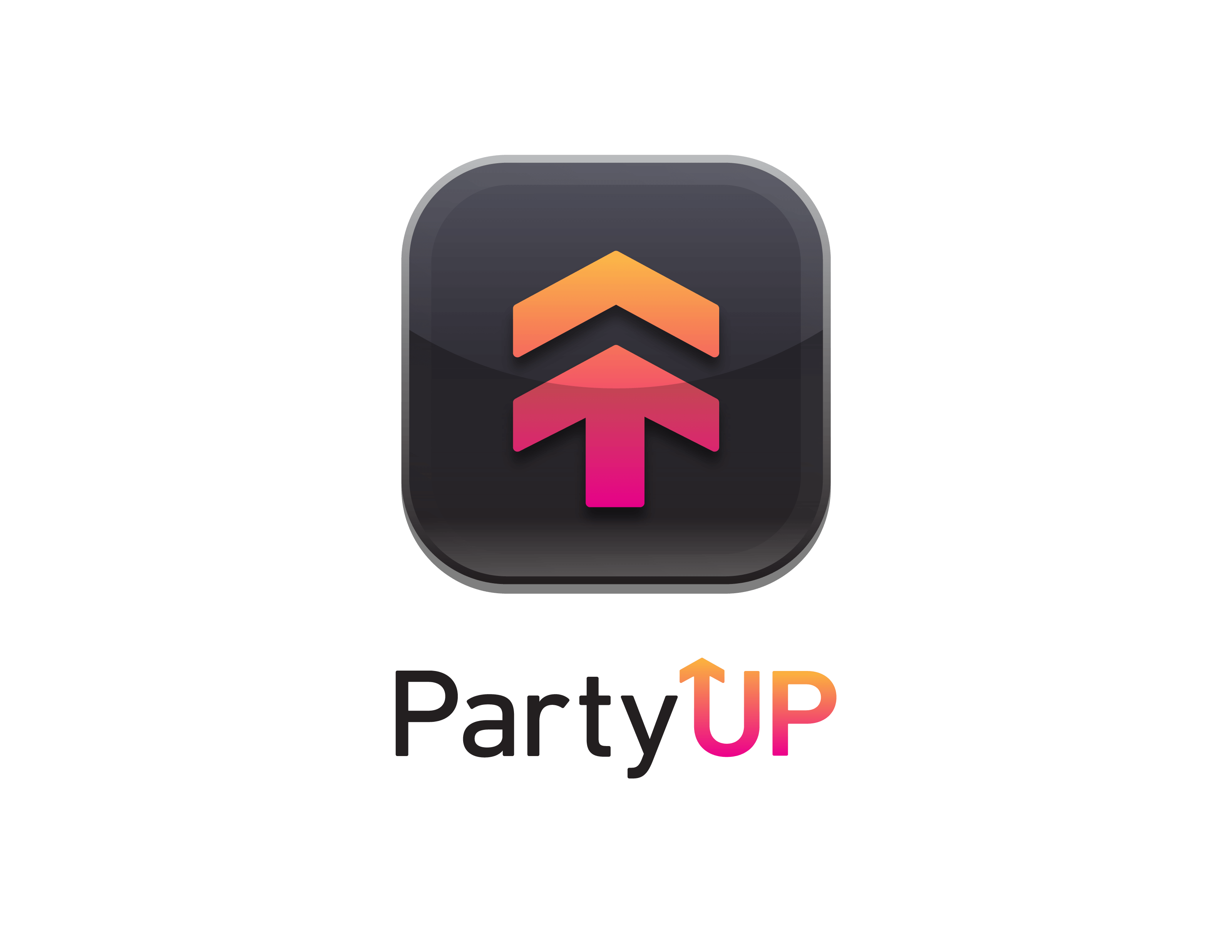 PartUP IOS App Logo designed by Pivot Halifax