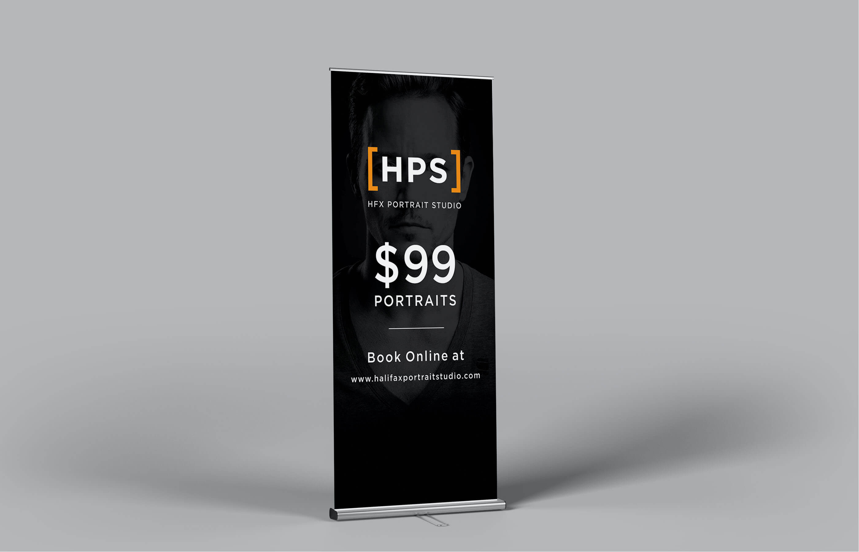 Stand Up Banner Design by Pivot